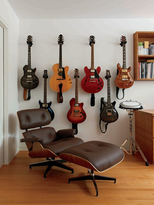 Guitar Room Accessories : guitar wall hanger home design ideas pictures remodel and decor ~ Russianpoet.info Haus und Dekorationen