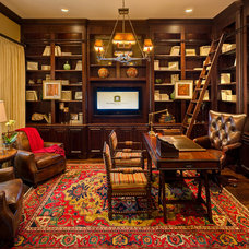 Home Office by Frankel Building Group