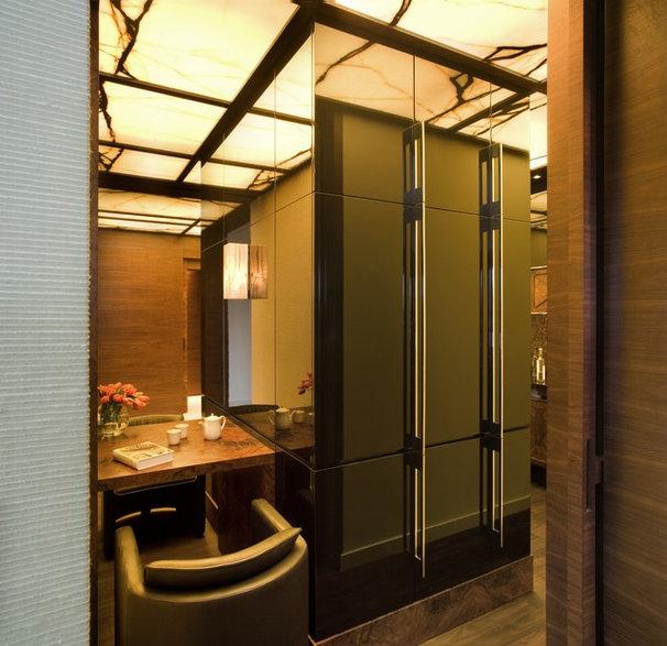 Contemporary Home Office by EXIT Interior Design Studio