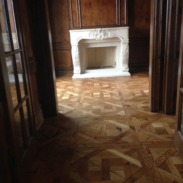Patterns and Parquet