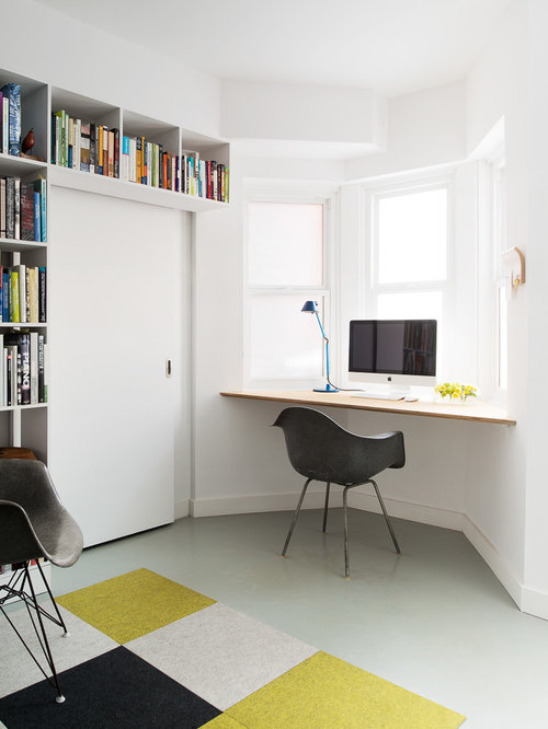 Bay Window Desk Houzz
