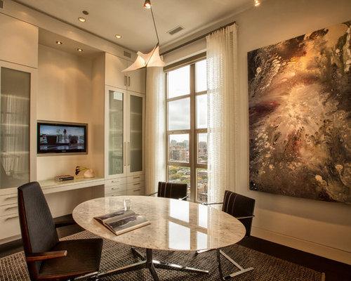 Contemporary Homes Interior Designs contemporary home office ideas & design photos   houzz