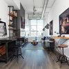 Houzz Tour: Toronto Loft Gets an Industrial Style Overhaul