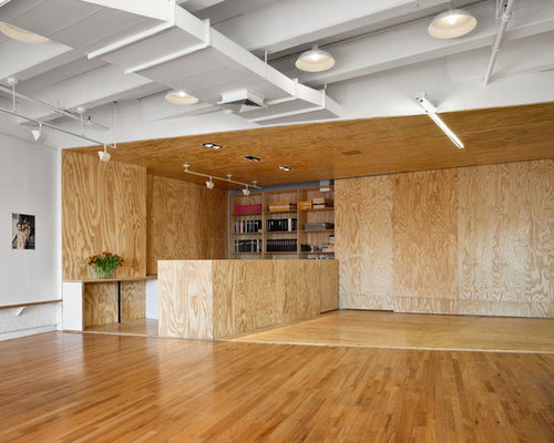 Plywood Sliding Doors Ideas, Pictures, Remodel and Decor