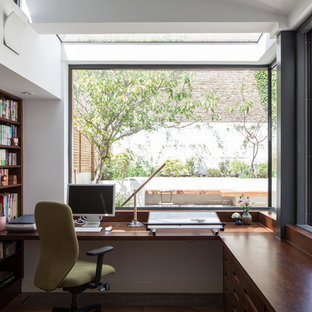 Photography for AR Architecture - artist's studio, house extension, London