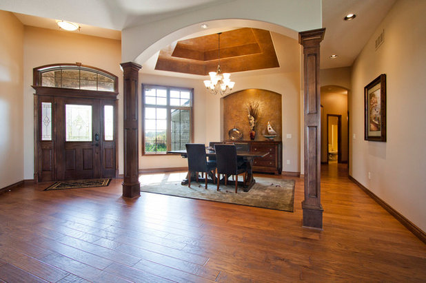 Home Office by Bob Cook Homes, LLC