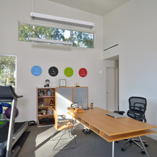Modern Home Office by RD Architecture, LLC