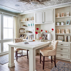 Home Office Design Ideas, Remodels & Photos