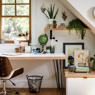 Pleasant Street Garage Office remodel