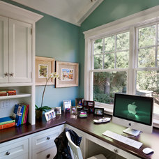 Contemporary Home Office Portfolio of Work