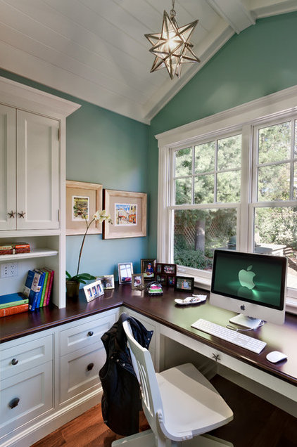 Traditional Home Office Portfolio of Work