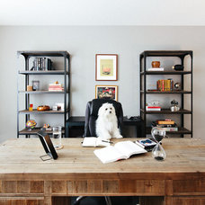 Transitional Home Office by Noz As A Service