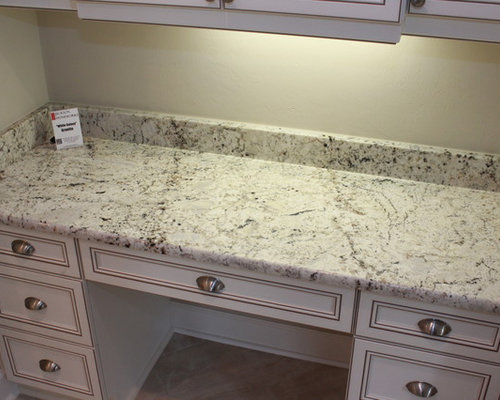 White Galaxy Granite Houzz