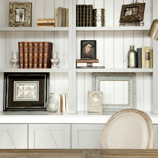 Traditional Home Office by Alice Lane Home Collection