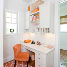 Traditional Home Office by Harthouse Design