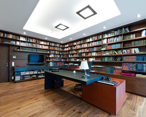 Man Cave With Office : Man cave office houzz