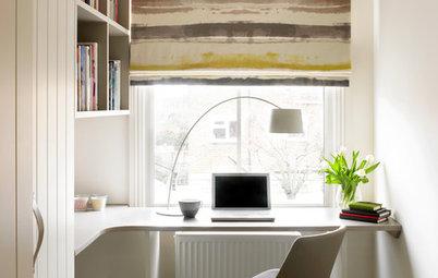 整理整頓されたホームオフィスをつくる8つのヒント