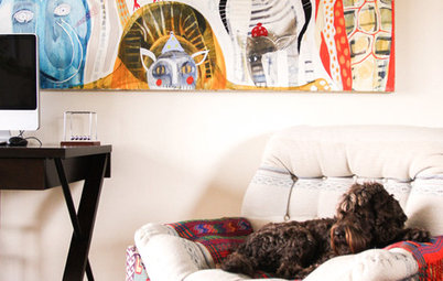 My Houzz: A Growing Family Embraces a '70s Rental