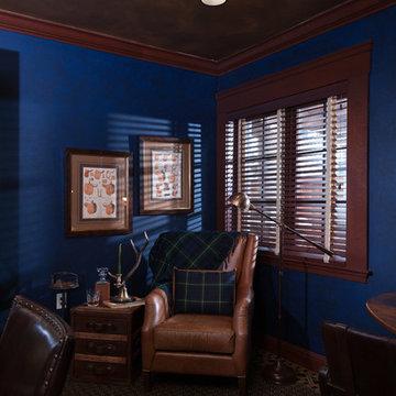 R. Lauren Inspired Polo Room