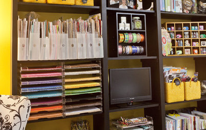 How to Set Up a Craft Room
