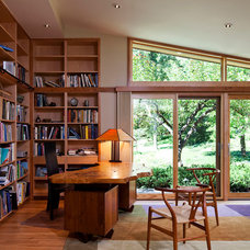 Contemporary Home Office by SALA Architects