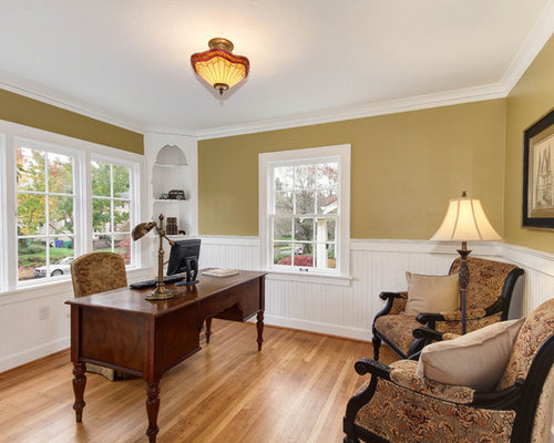 Wainscoting Office Design Ideas Amp Remodel Pictures Houzz