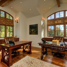 Traditional Home Office by mark pinkerton  - vi360 photography