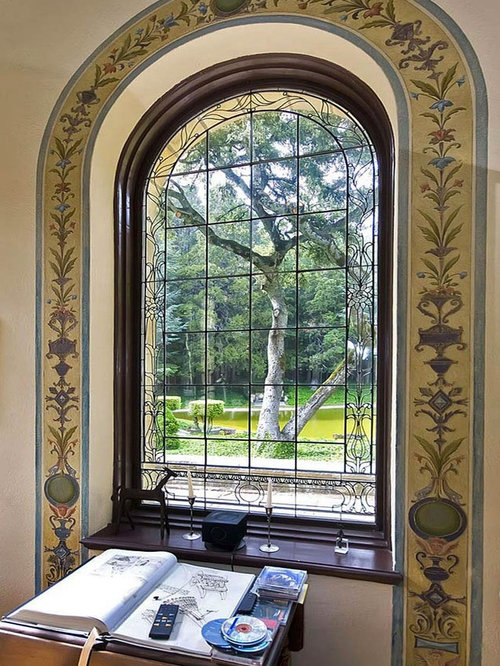 Half Moon Window Ideas Pictures Remodel And Decor