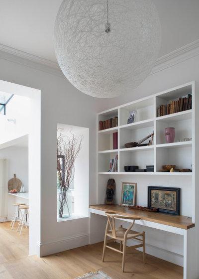 Contemporain Bureau à domicile by Pike & Partners