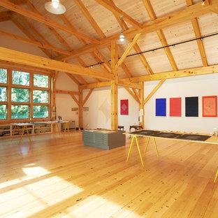 Reclaimed Spruce Flooring