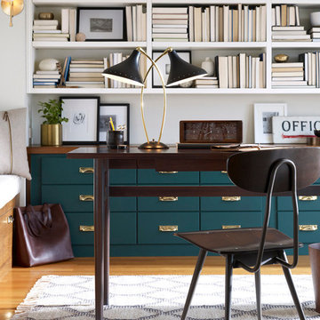 Rejuvenation: Home Office & Small Spaces