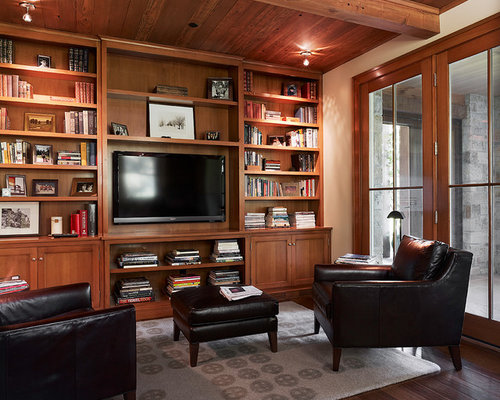 Strange Den Ideas Pictures Remodel And Decor Largest Home Design Picture Inspirations Pitcheantrous