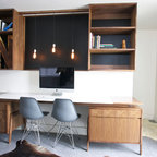 Urban Loft - Rustic - Home Office - Los Angeles - by ...