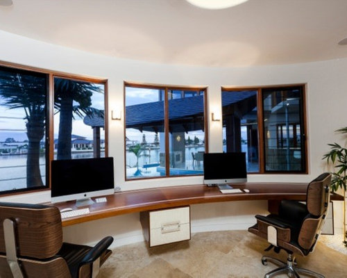 Home office desks sunshine coast example Modern home office furniture brisbane