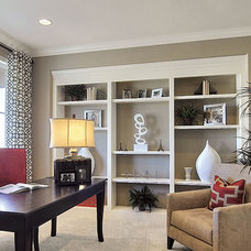 Traditional Home Office by Richmond American Homes - Washington DC
