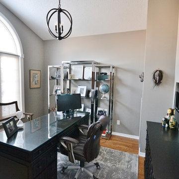 Rosenfeld Residence - Dining Room / Entryway
