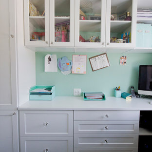 Rumson New Jersey Home office / Craft Room