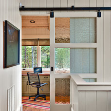 Traditional Home Office by Platt Architecture, PA