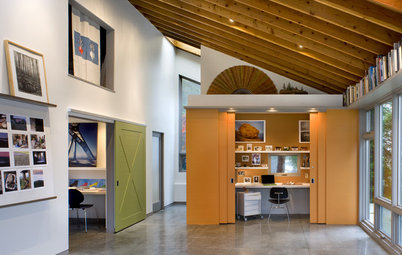 Designer's Touch: 10 High-Performing Home Offices