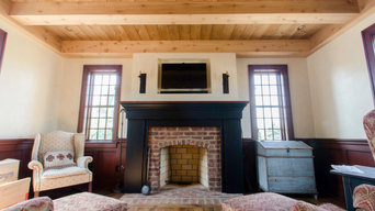 Rustic to Modern Interior