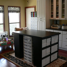 Contemporary Home Office S. Boatman