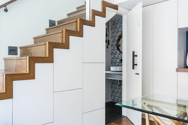 Modern Home Office by JMJ Studios