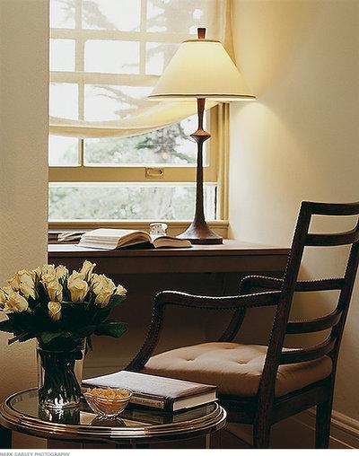 Contemporary Home Office by Michael Merrill Design Studio, Inc