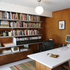 Modern Home Office San Jose Eichler