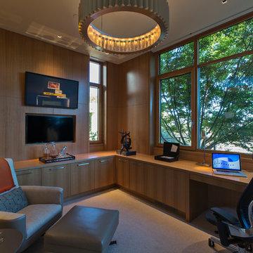 Saratoga Hills Residence