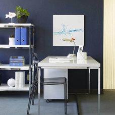 Modern Home Office by Scandinavian Designs