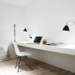 Scandinavian Home Office & Library