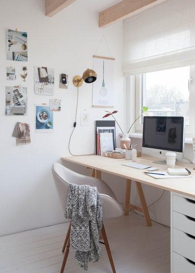 北欧 ホームオフィス・書斎 Scandinavian Home Office & Library