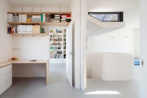 Scandinavian Home Office & Library Scandinavian Home Office & Library
