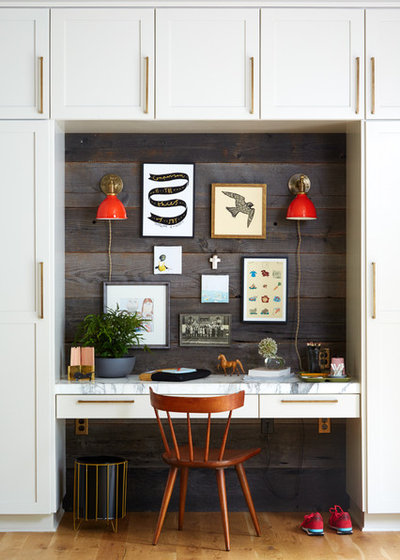 Country Home Office by Schoolhouse Electric